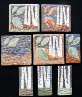 Northwoods Tree Series